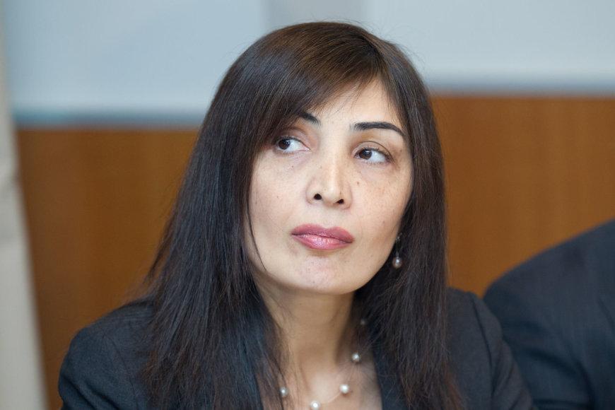 Gruzijos ambasadorė Lietuvoje Khatuna Salukvadzė