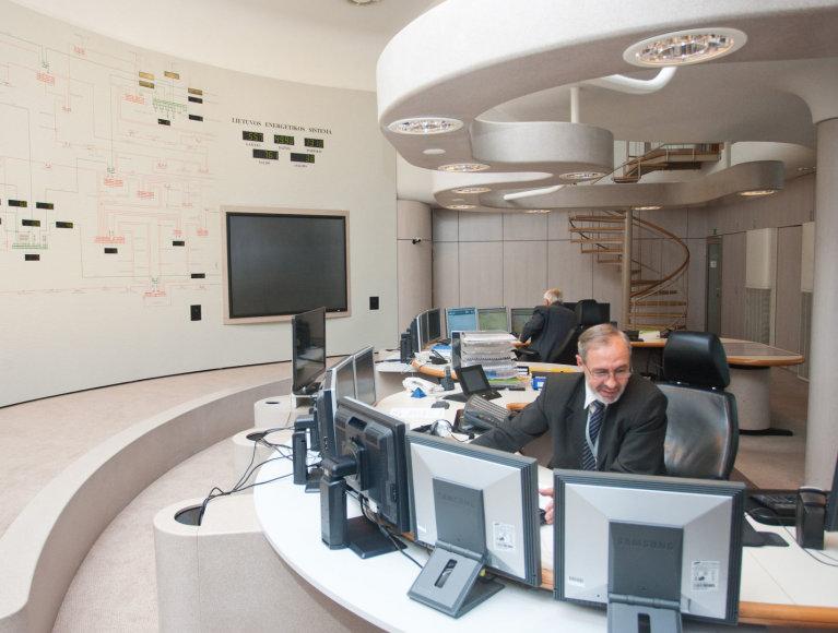 "AB ""Litgrid"" Sistemos valdymo centras"