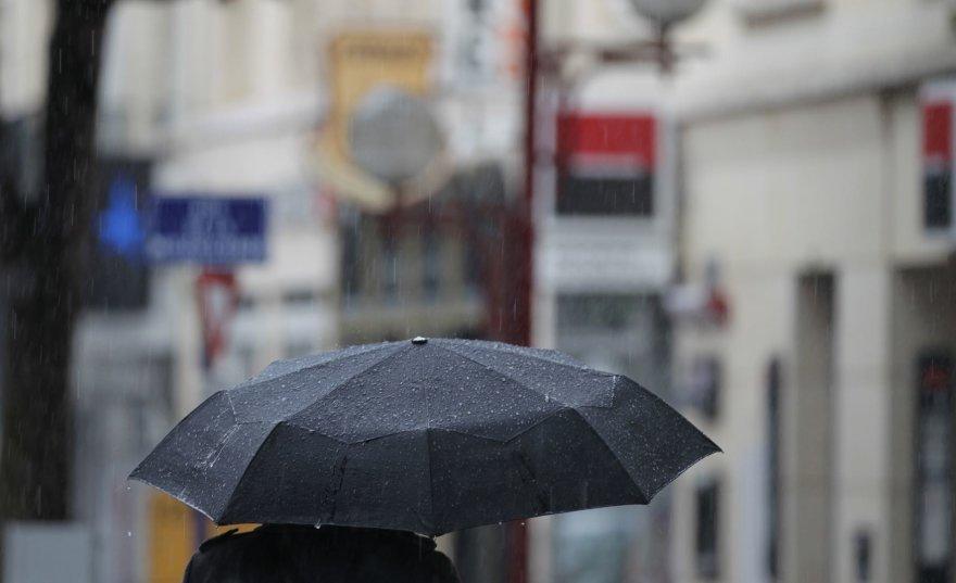 Lietus Prancūzijoje