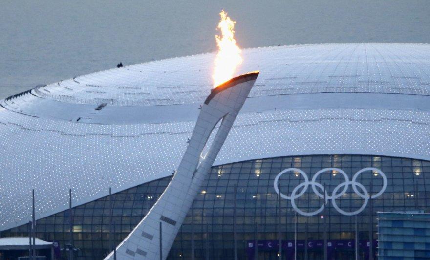 Išbandytas Sočio olimpinių žaidynių aukuras