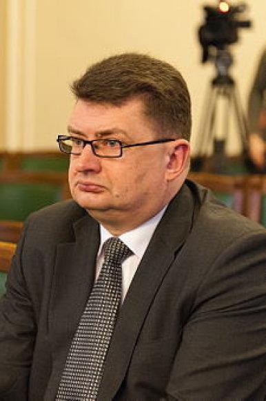 Latvijos Konstitucijos apsaugos biuro direktorius Janis Maizitis