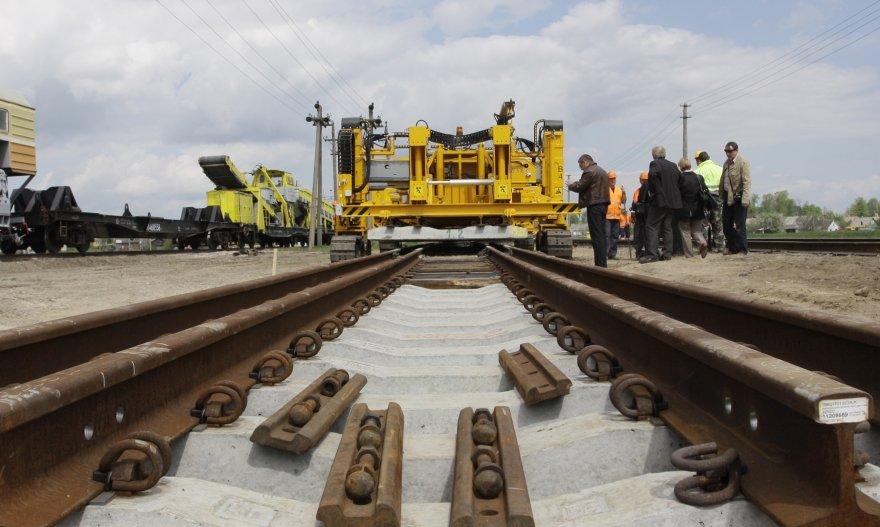 Geležinkelių modernizavimas