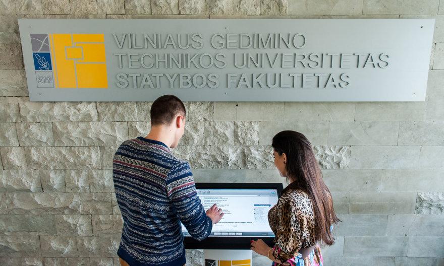 VGTU Statybos fakultetas