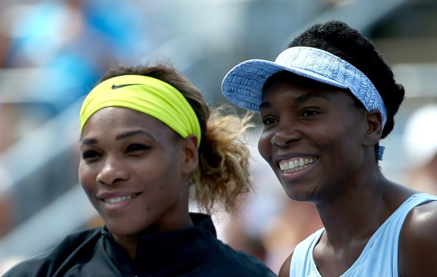 Serena Williams ir Venus Williams