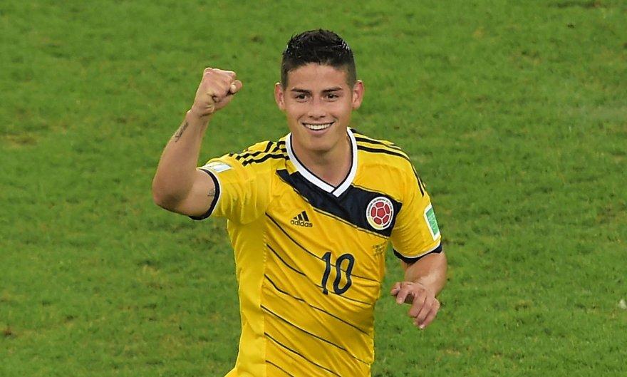 Jamesas Rodriguezas