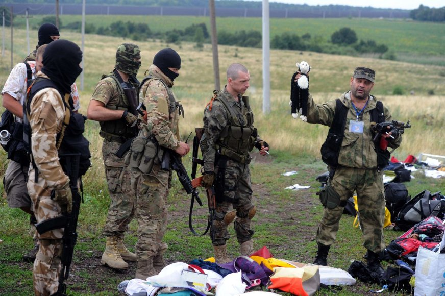 Teroristai ESBO tyrėjams nenori visko rodyti