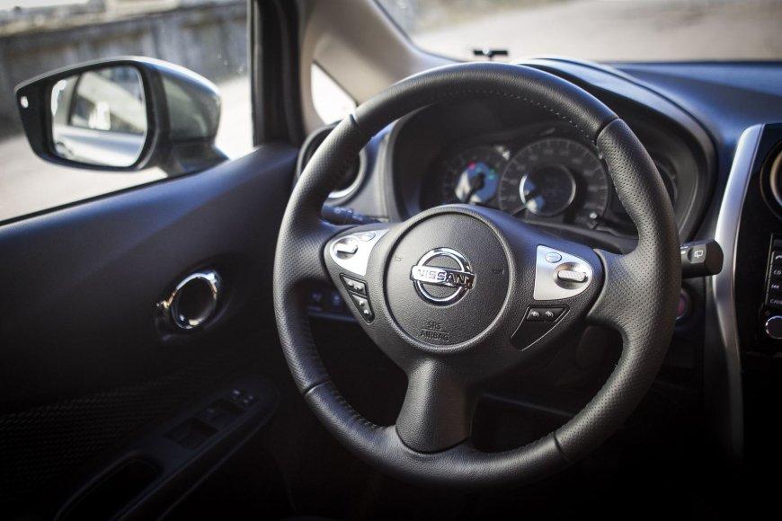 """Nissan Note"" su 1,2 l DIG-S varikliu"