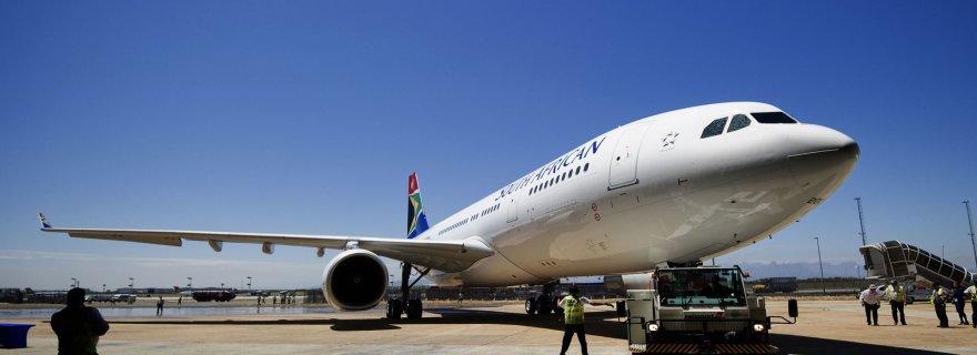 Pietų Afrikos oro linijos