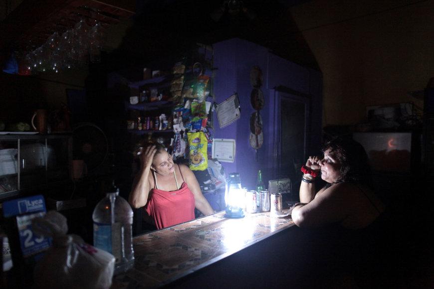 Dingusi elektra bare, Puerto Rike
