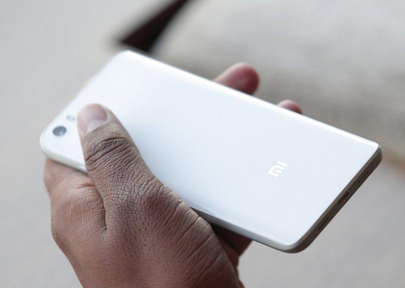 """Pristatytas """"Xiaomi mi 5"""" išmanusis telefonas"""