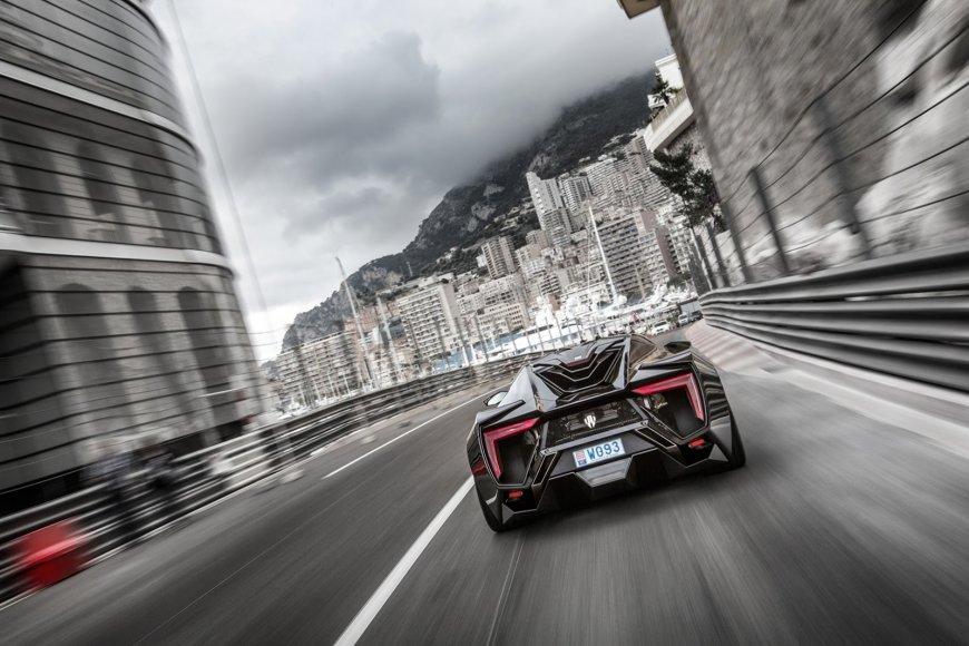 """""""Lykan Hypersport"""": 8,5 mln. kainuojantis automobilis"""