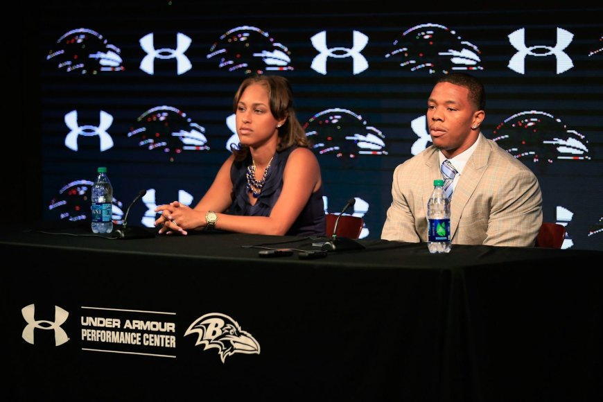 Janay ir Ray Rice'ai