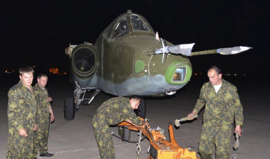 Irakas įsigijo rusiškus Su-25 lėktuvus