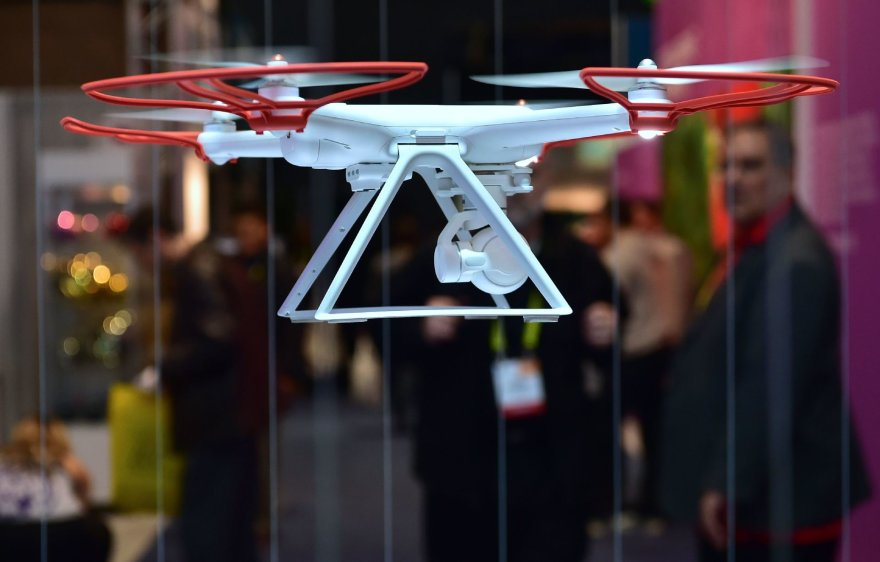"""""""Xiaomi Mi Drone"""" skraidyklė"""