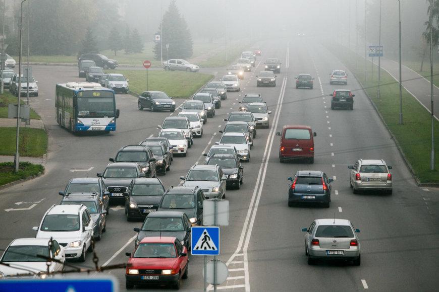 Rytinis eismas Kaune