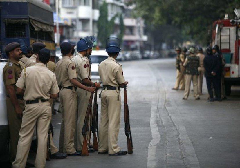 Įvykiai iš Mumbajaus