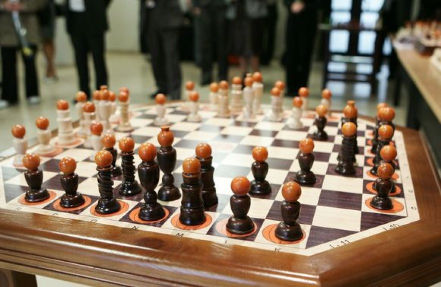 """""""Lietuvių šachmatai"""""""