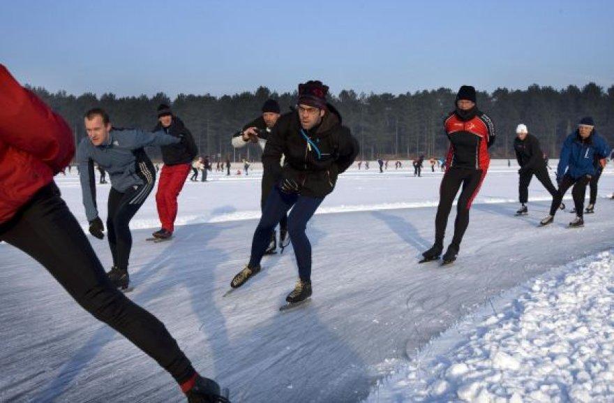 Henschoterio ežero čiuožykla (Olandija)