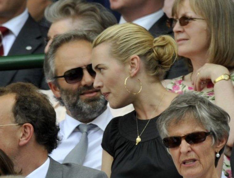 Samas Mendesas ir Kate Winslet