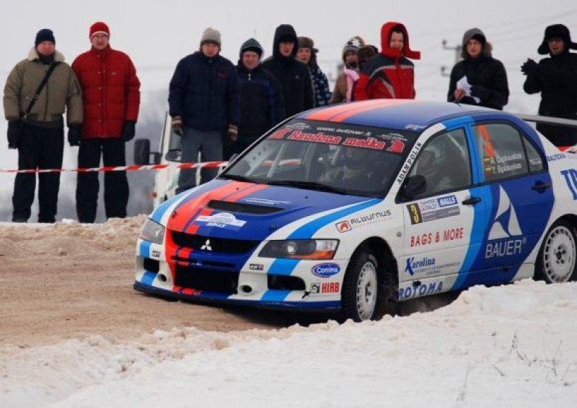 """""""Halls Winter Rally 2010"""""""
