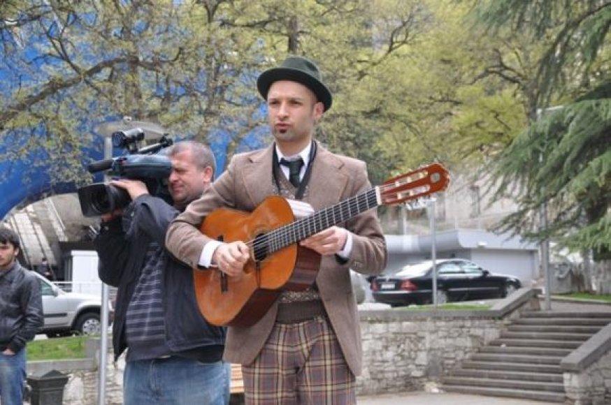 InCulto Tbilisyje