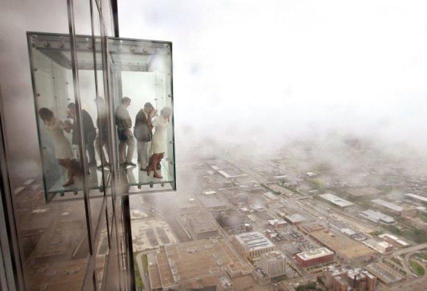 Willis Tower, Čikaga