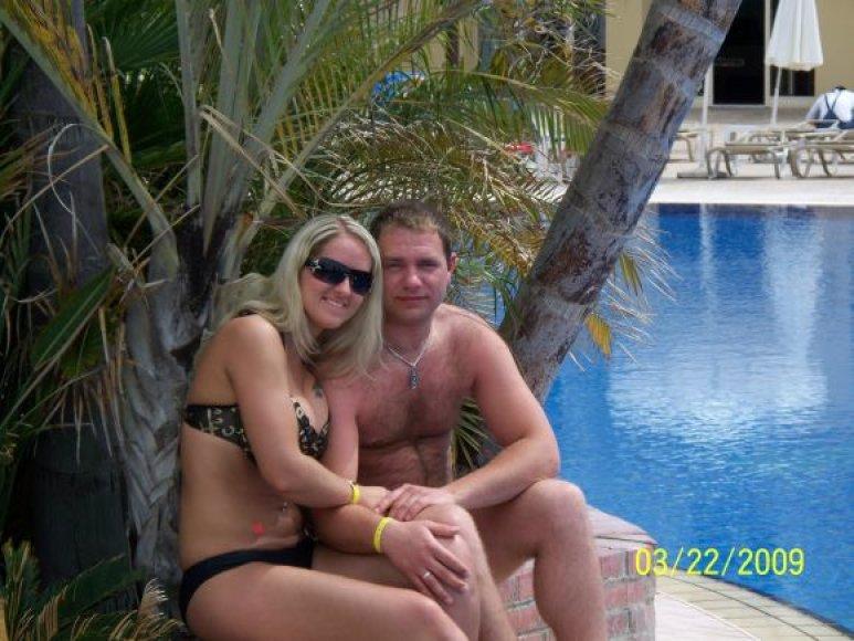 Rasa ir Aivaras, bikini porelė