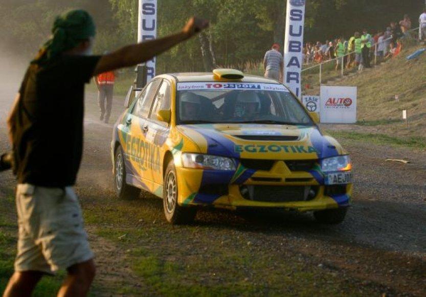 """Ralis """"300 lakes rally"""""""