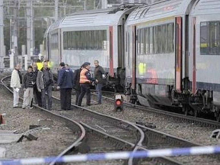 Traukinių susidūrimas Arlone (Belgija)