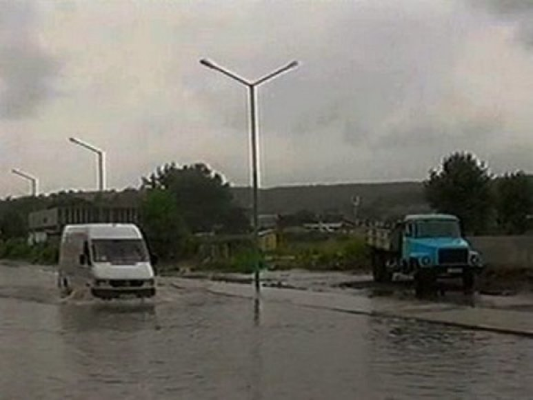 Potvynis Krasnodare