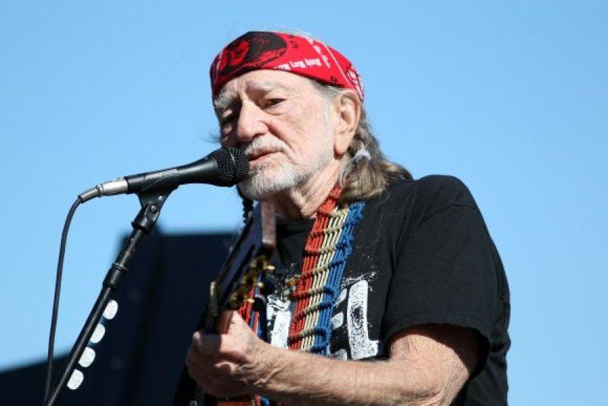 Willie Nelsonas, kantri muzikos atlikėjas