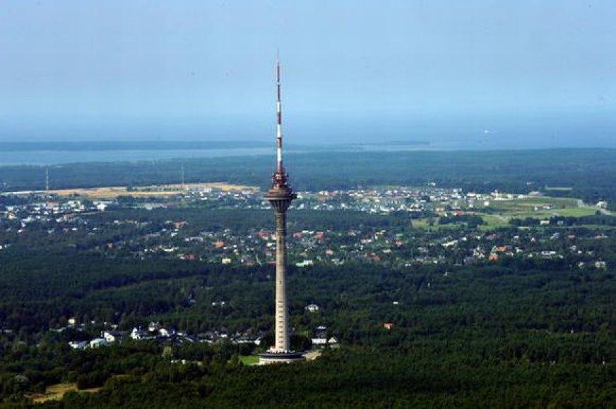 Talino TV bokštas