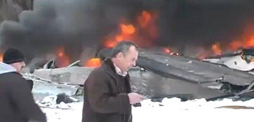 An-148 katastrofa