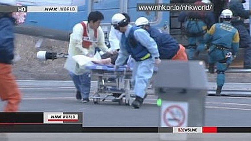 Išgelbėti žmonės Išinomakio prefektūroje