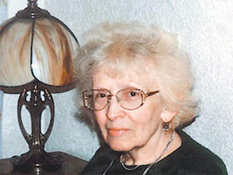 Paskutinė Uljanovų palikuonė Olga