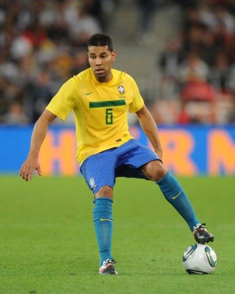 Brazilas Andre Santosas
