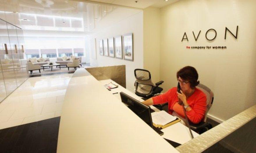 AVON biuras Jungtinėse valstijose
