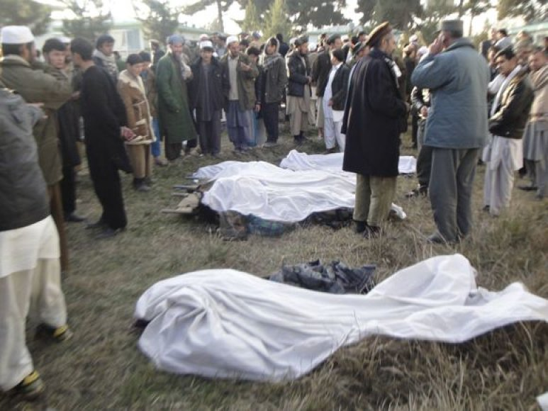 Išpuolis Afganistane, Taluqane