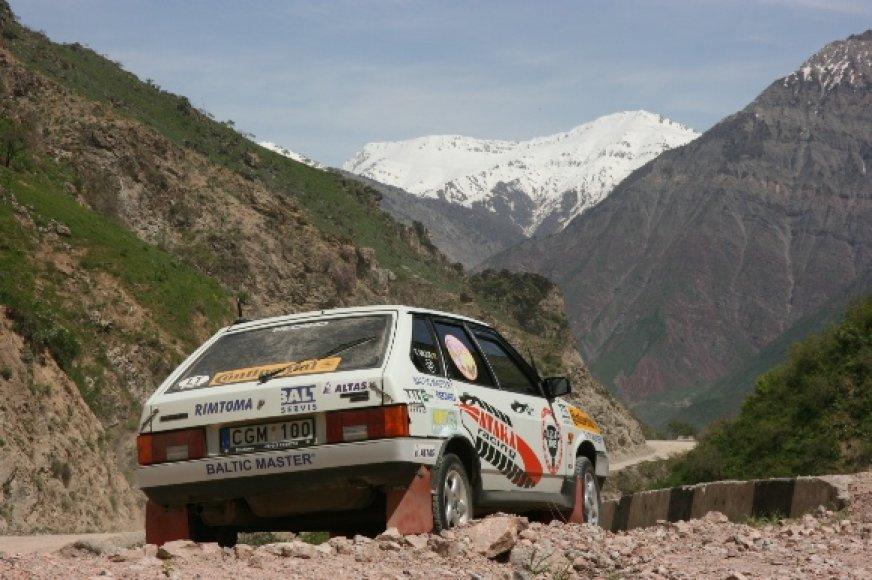 Tadžikija