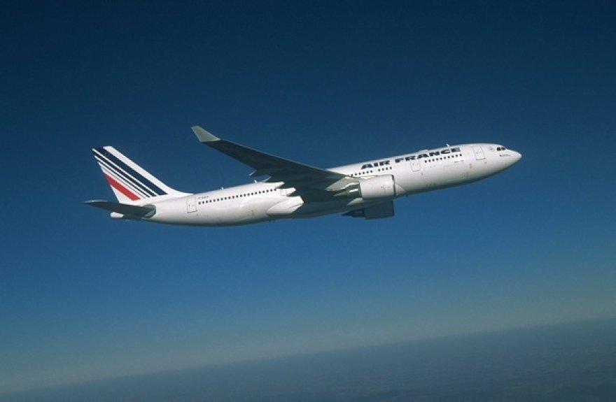 """""""Air France"""" lėktuvas """"Airbus A330-200"""""""