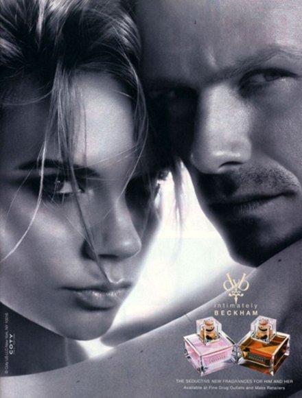 Davidas ir Victoria Beckham