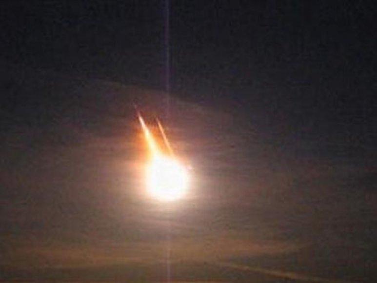 Meteoritas Latvijoje