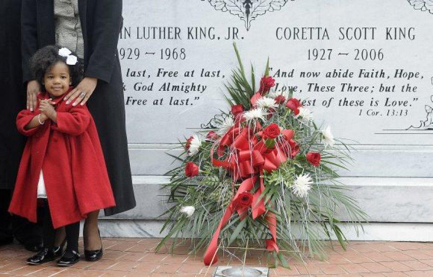 Corettos Scott King kripta