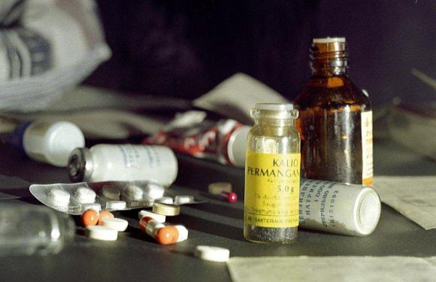 Medikamentai.