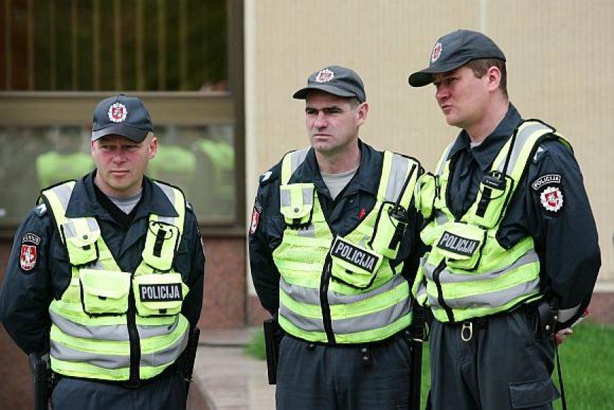 Iš pradžių niekas nepanoro vadovauti Vilniaus policijai, o po to kandidatų užderėjo kaip po lietaus.