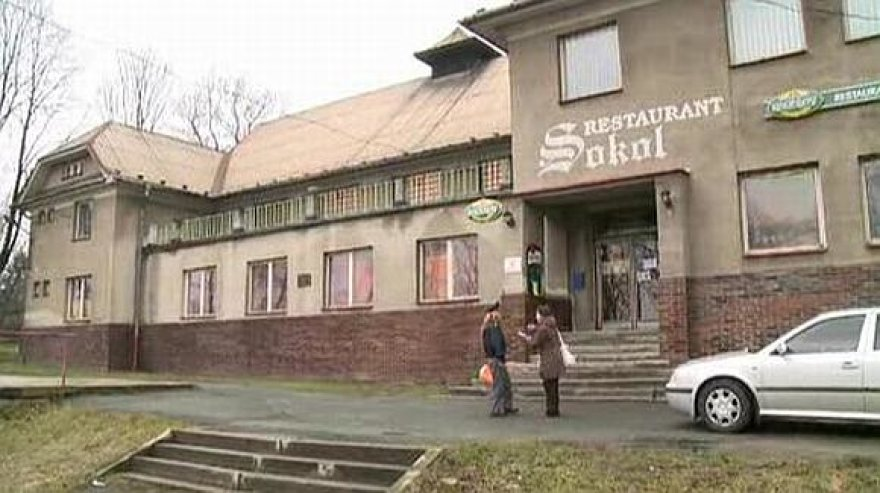"""Restoranas """"Sokol"""", kuriame įvyko žudynės"""