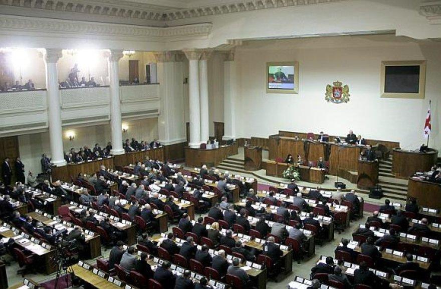 Gruzijos parlamentas