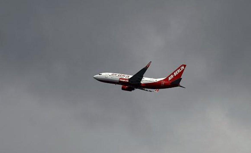 """Air Berlin"" lėktuvas"