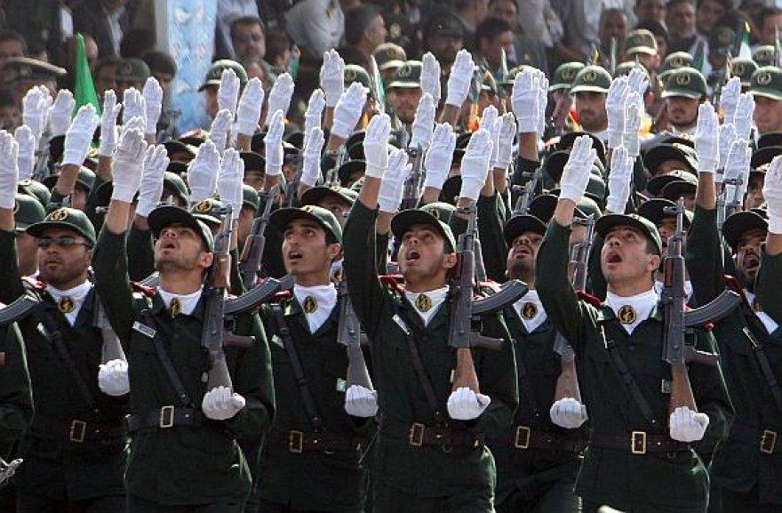 Irano karinis elitas – Revoliucinė gvardija
