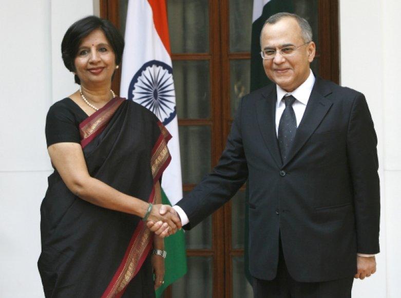 Nirupama Rao ir Salmanas Bashiras